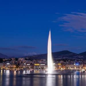 Photo du lac Léman Assetial Genève