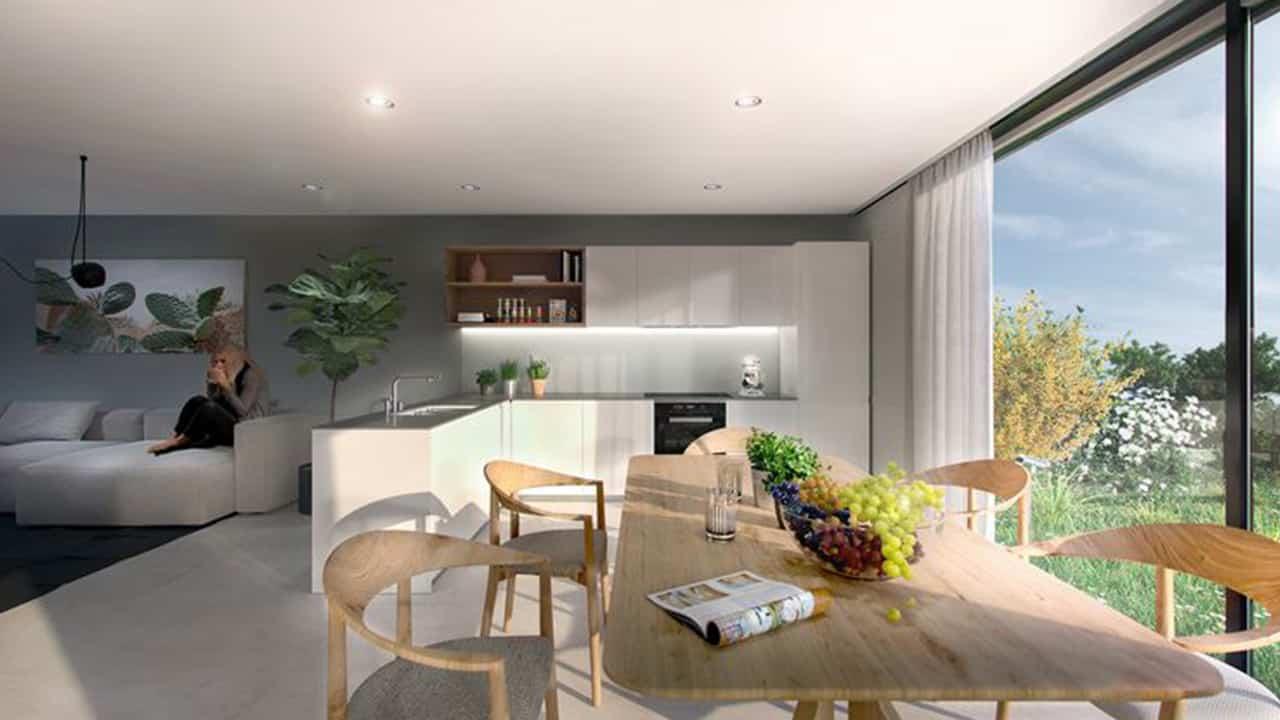 A vendre : Villas individuelles liées par les garages | Assetial image ft