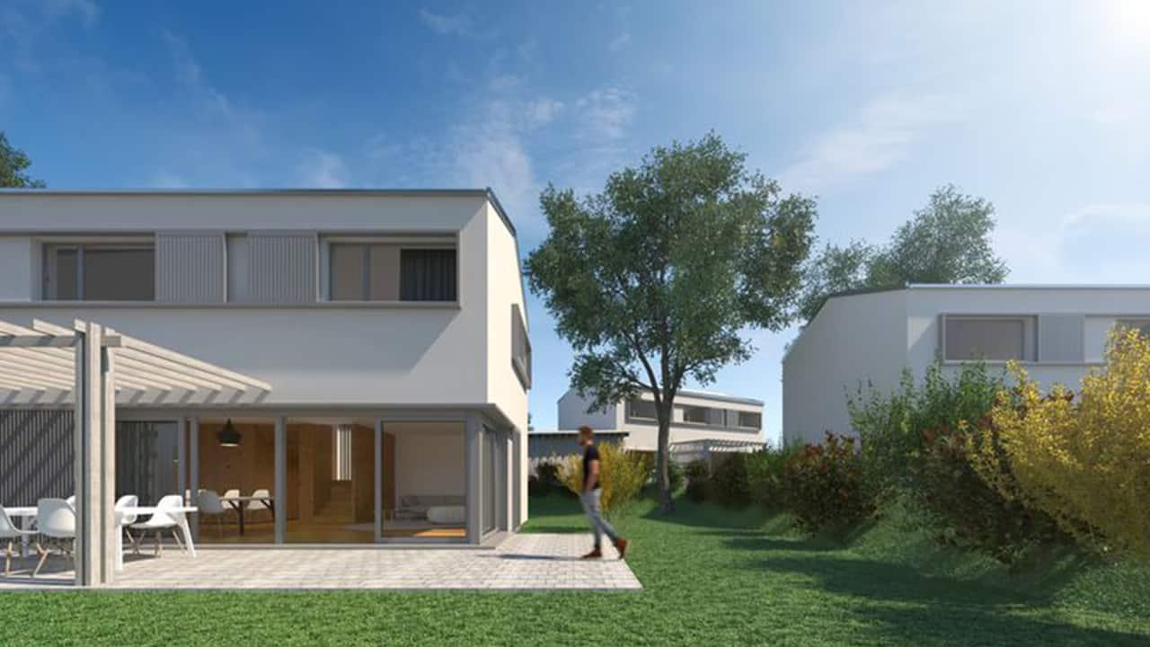 A vendre : Les deux dernières villas individuelles image ft